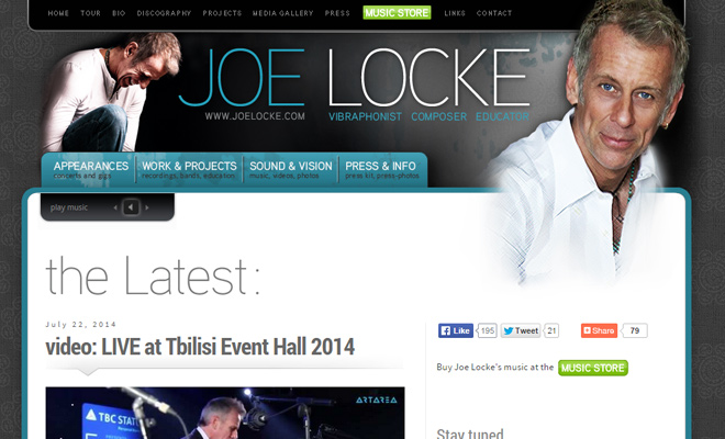 joe locke composer educator personal website