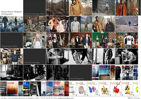 30 Crazy-Cool Photography Portfolios to Impress You