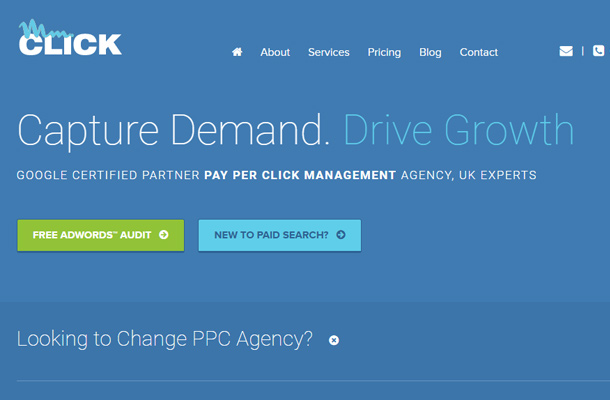 midas click ads ppc management
