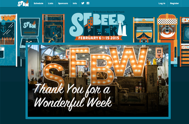 san francisco beer week 2015 website