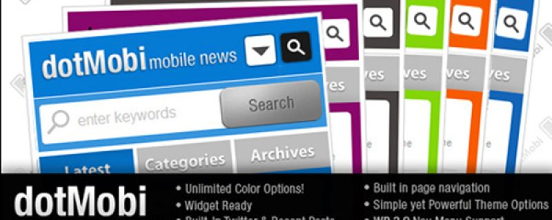 Temi WordPress per dispositivi mobile: 17 bellissimi template