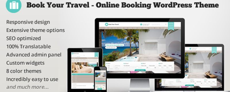 Tema per realizzare siti di booking online con WordPress