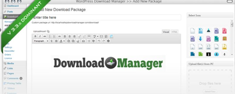 WordPress Download Manager: il miglior plugin per la gestione dei documenti