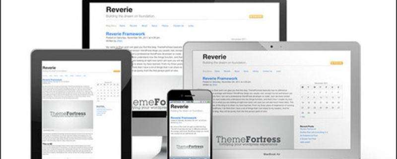 Temi WordPress per dispositivi mobile: 40 responsive layout