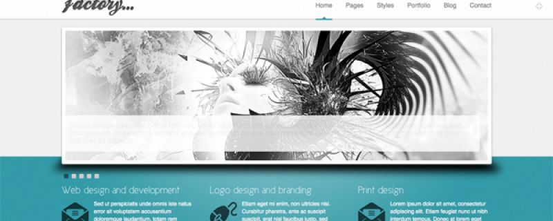 I migliori 30 temi WordPress di Agosto 2011 by Themeforest