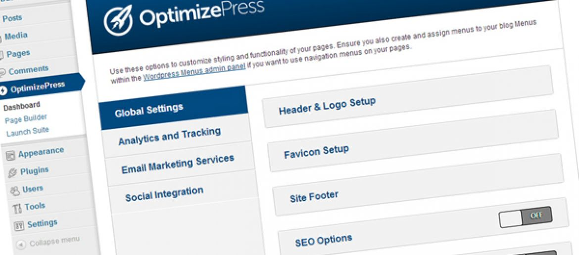 OptimizePress: il miglior strumento di marketing per WordPress