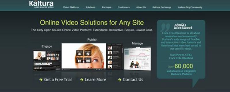 "Kaltura ""all in one video pack"": video plugin per siti WordPress"