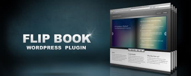 Flip Book WordPress plugin: bellissima web content presentation