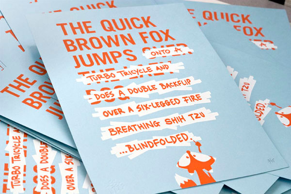 Designer Cards by Ross Moody Print Inspiration