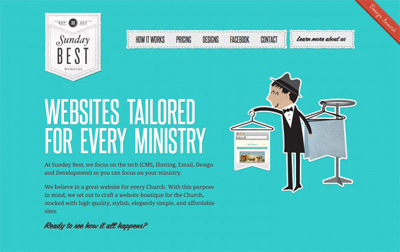 Sunday Best Websites