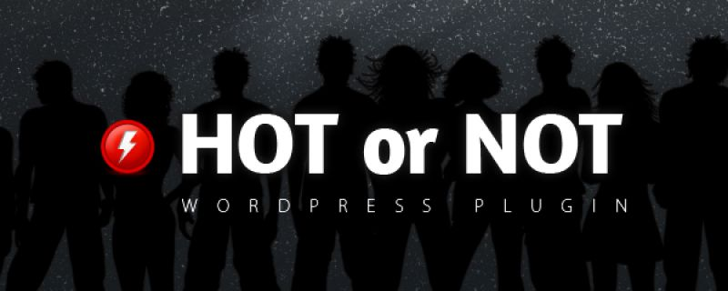 Allestire contest su siti WordPress con Hot or Not plugin