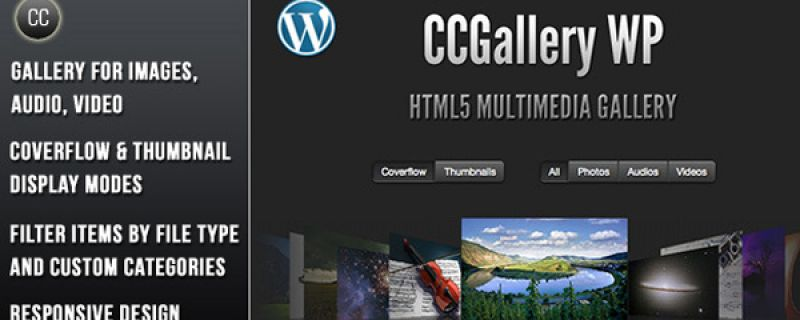 Gallerie per contenuti multimediali su siti WordPress